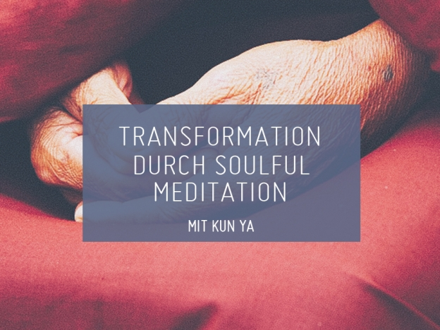 Transformation durch Soulful Meditation course image